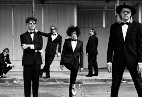 : Arcade Fire is about to release its fifth album,  Everything Now .